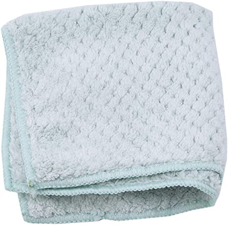 Super Absorbent Kitchen Microfiber Scouring Pad Clean Cloths Cleaning Towel