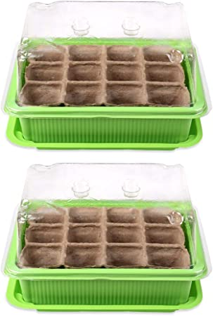 Mini Anzucht-Schale Packung mit 12