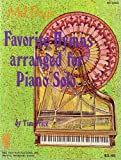 Mel Bay's Favorite Hymns arranged for Piano Solo