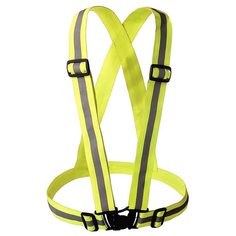 流行に  Jlong B074DXKRNB 反射安全ベスト - - - ジョギング、サイクリング、仕事、オートバイの乗馬、ランニングを安全に保つ - 伸縮性があり簡単に調整できる最高のランニングギアです。 B074DXKRNB, オチグン:badfeb0f --- a0267596.xsph.ru