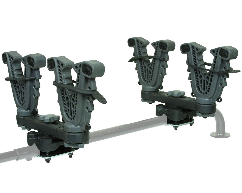 ATV Tek VFG2 V-Grip Double Rider Gun/Bow/Tool Rack by ATV Tek