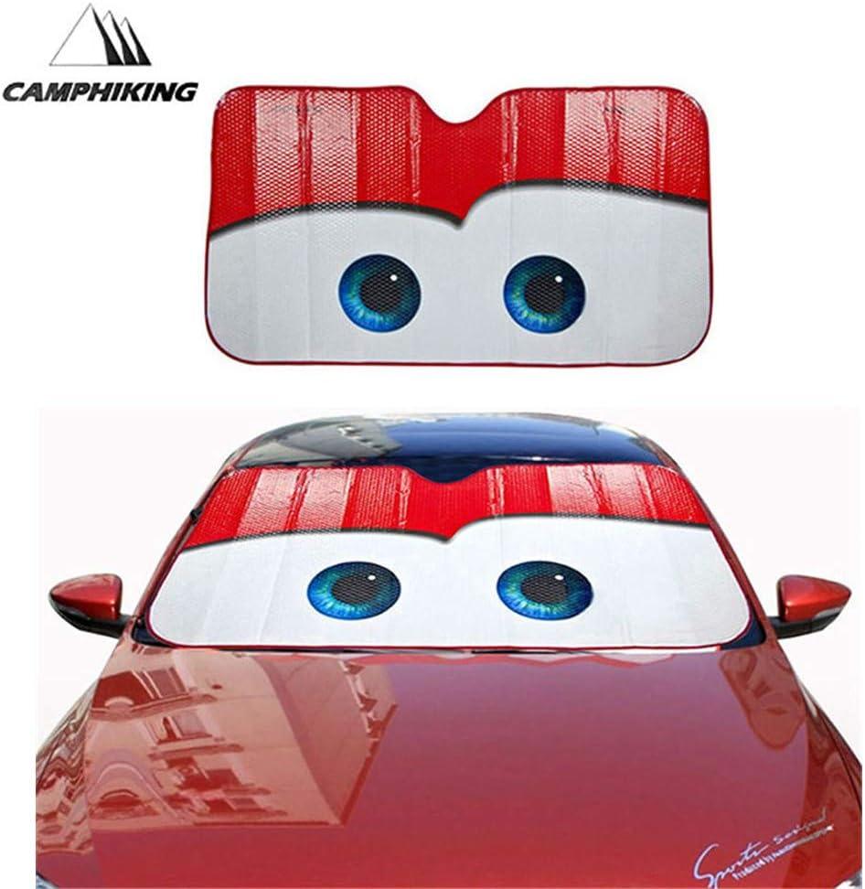 starter Parasole per Auto Parasole per Auto Universale Parasole per Parabrezza per Auto dei Cartoni Animati Mantieni La Tua Auto Fresca.