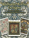 William Morris Designs Postcards, William Morris, 0486261050