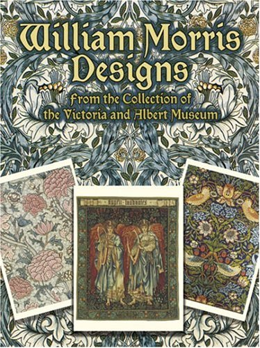 Price comparison product image William Morris Designs: From the Collection of the Victoria & Albert Museum (Card Books)