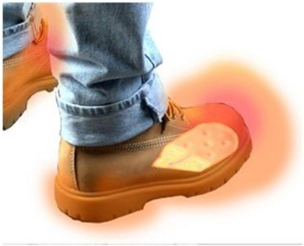 NEW 2 Battery Electric Feet Heated Shoe