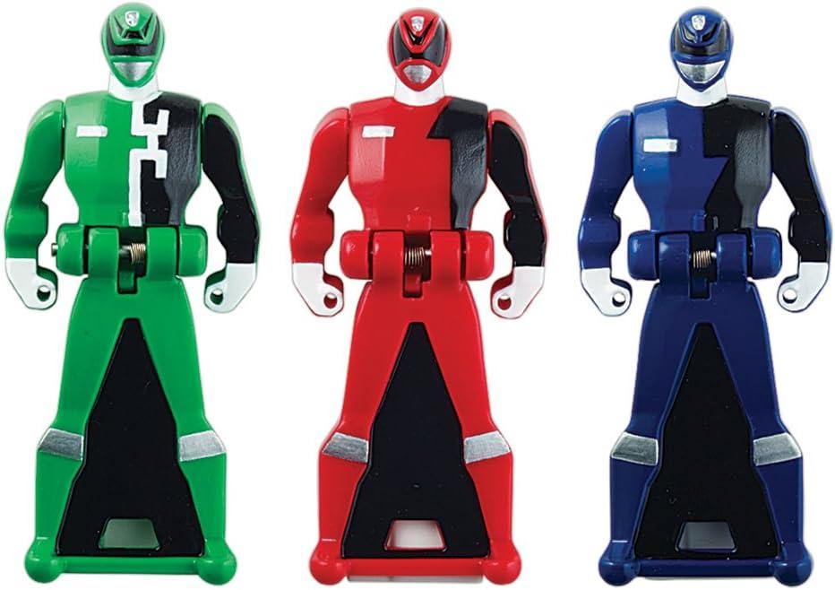 POWER Rangers Super Megaforce leggendario CHIAVE Pack TOYS esclusivo SPD R US ZEO
