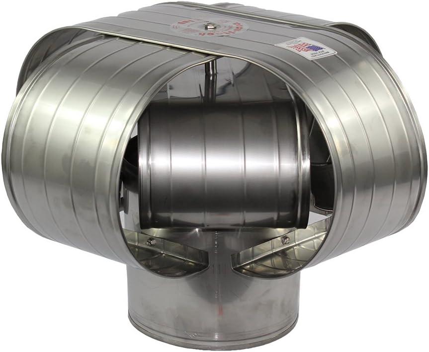 Lindemann 140106 6 Stainless Steel Vacu Stack