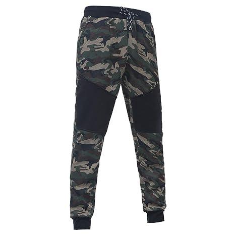 Pantalones cortos hombre Color sólido Ocio Pantalón Sport 9c41650a5bc