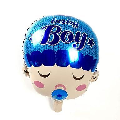 Amazon.com: 1 bonito globo de lámina para bebé, niño, niña ...