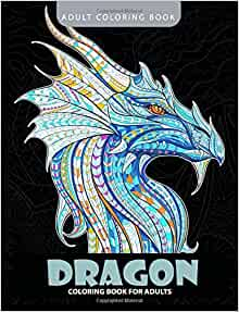 Dragon Color by Number | Free Printable Coloring Pages | 287x220