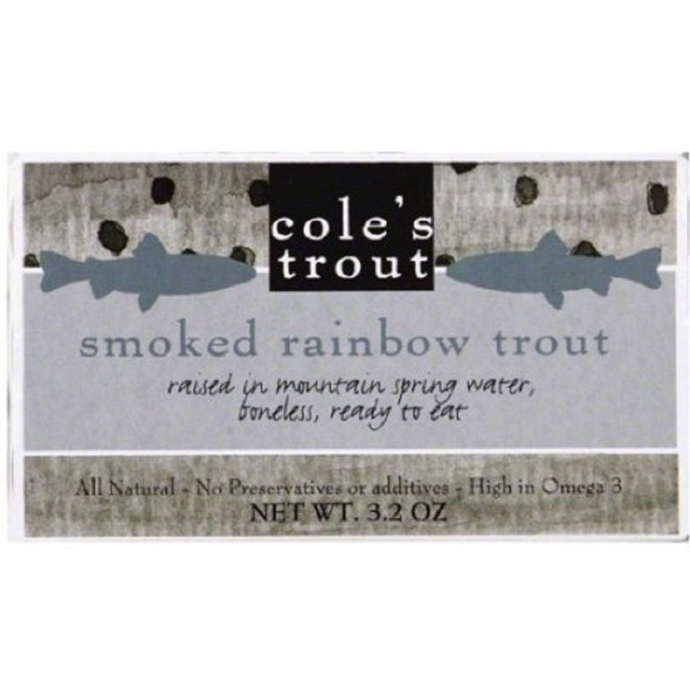 Coles Trout Smoked, Pack of 10 by Coles