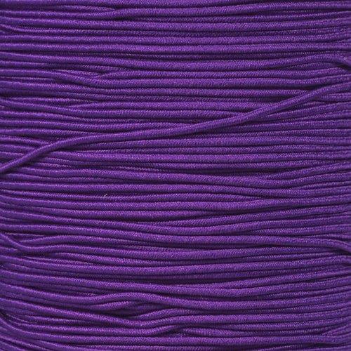 "Elastic 1/16"" Diameter Stretch String Bungee Shock Cord Various Colors in 10, 25, 50, & 100 Feet -"