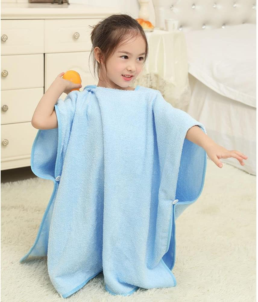 KK&MM Bebé ni?os batas de ba?o con capucha toalla de algodón material toallas absorbente de dibujos animados recién nacido , 0-10 years old , monsters: Amazon.es: Hogar