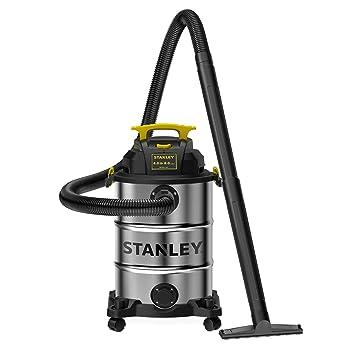 Stanley 8 Gallons Quiet Shop Vac