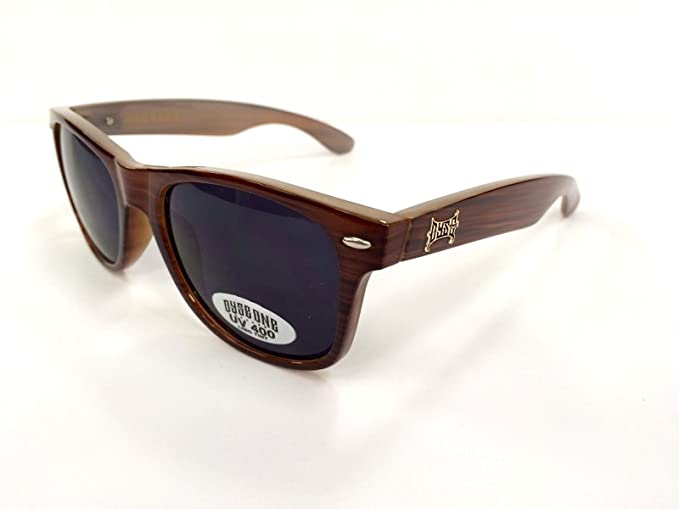 Authentic Dyse One Shades Johnson Wayfarer Brown Fleetwood ...
