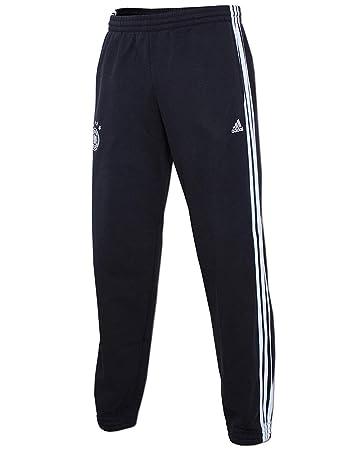 adidas DFB Pant Hose Sporthose Trainingshose Herren schwarz
