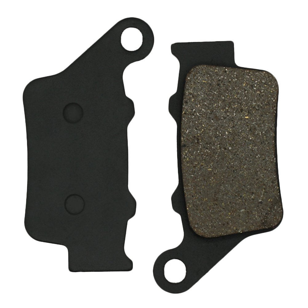 Cyleto Front and Rear Brake Pads for KAWASAKI GPZ500 S GPZ500S GPZ 500 S EX500 1994 1995 1996 1997 1998 1999 2000 2001