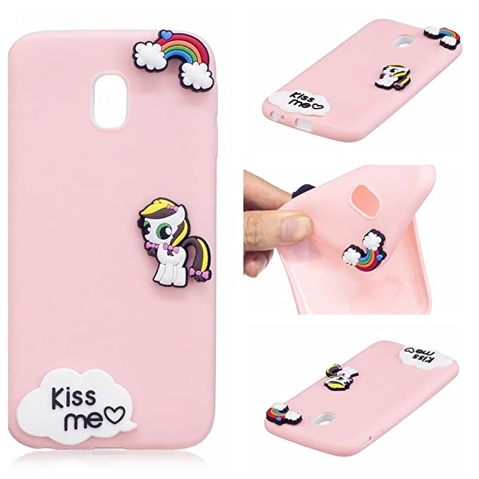 cover samsung a5 2017 silicone 3d