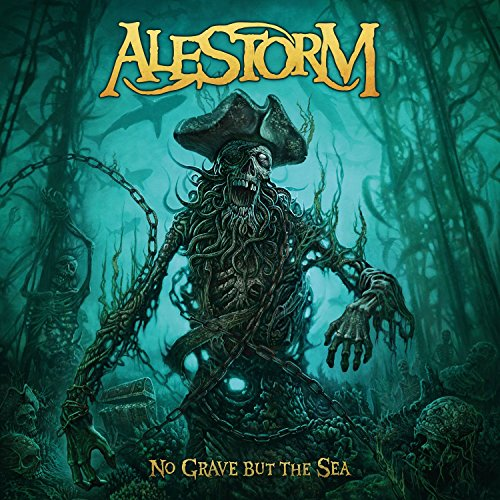 Alestorm - No Grave But The Sea - Limited Edition - 2CD - FLAC - 2017 - FLAC2theFUTURE Download