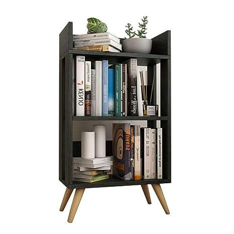 Amazon.com: Estantería de libros sencilla de múltiples capas ...