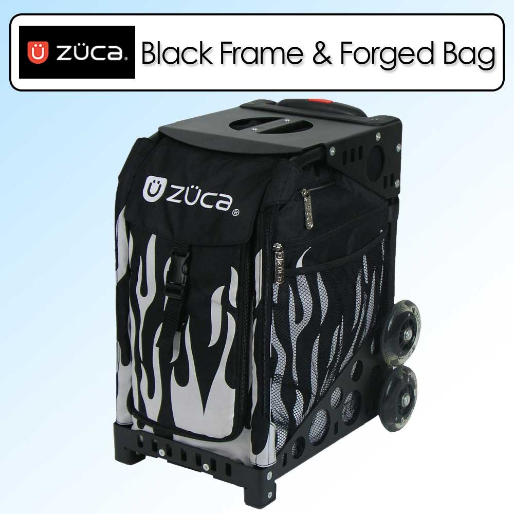 Zuca Bag Forged- Black Frame