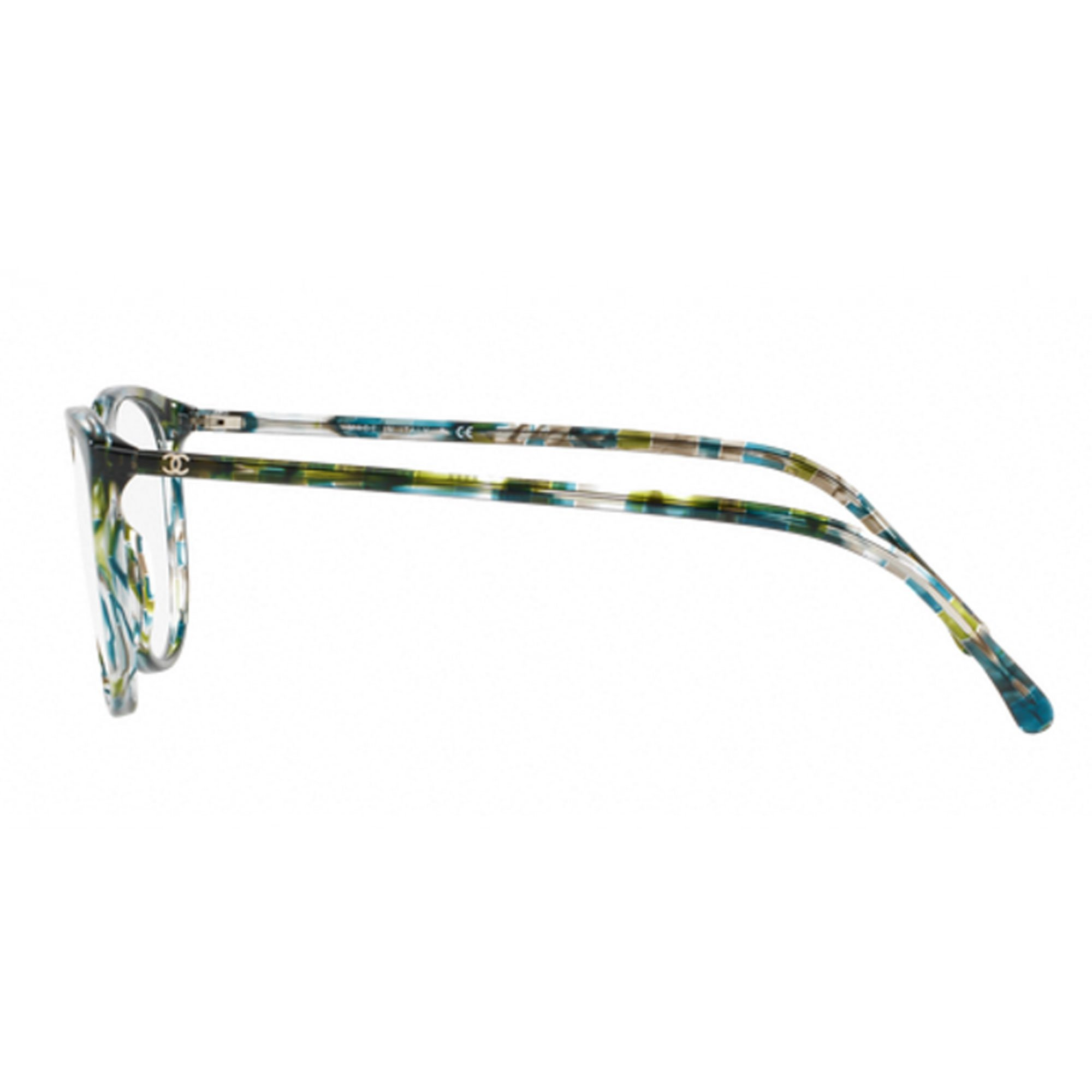 chanel 3282. chanel 3282 1522. occhiali donna vista multi green new color woman eyewear: amazon.co.uk: 8053672591026: books