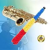 Libretto Alto Saxophone Brush, Multi-colored, Best