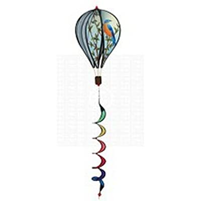 Click to open expanded view Premier Designs 16in. Bluebirds Hot Air Balloon: Garden & Outdoor