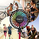 Hanging Personal Portable Neck Fan, Hands Free