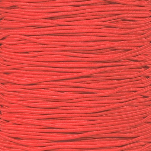 ParacordPlanet Elastic 1/16'' Diameter Stretch String Bungee Shock Cord in 10, 25, 50, 100 Feet Options by ParacordPlanet