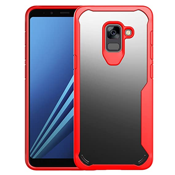 Amazon.com: UBERANT Galaxy A8 2018 Case, Ultra Slim ...