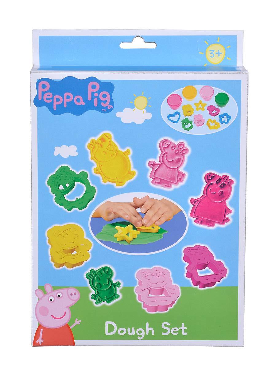 Simba 109262391 Peppa Pig Juego de amasar