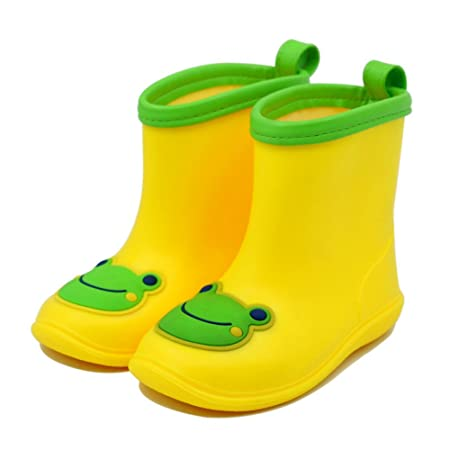 Yellow wellies toddler brizo soap dispenser