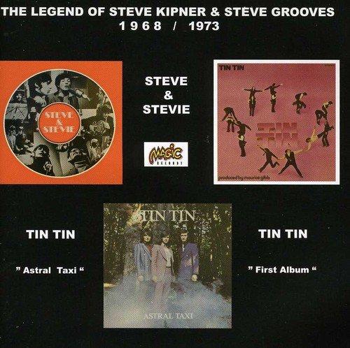 CD : Tin Tin - Tin Tin: Complete Works 1968 /  1973 (France - Import)
