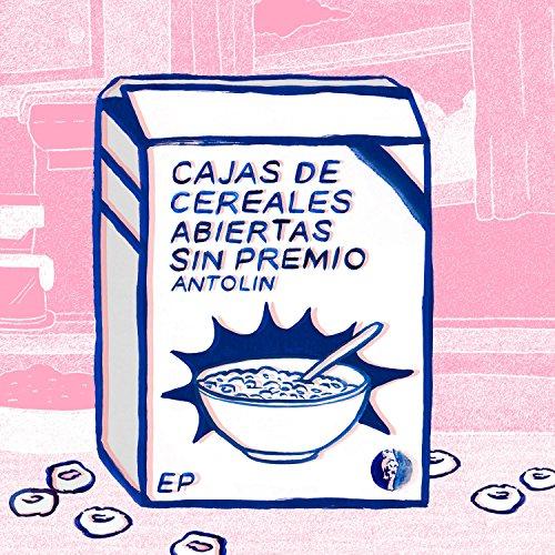 Cajas de Cereales Abiertas Sin Premio