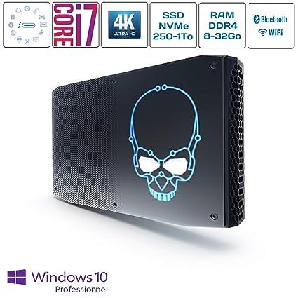 Intel Nuc Hades Canyon / NUC8I7HVK / SSD 250 - 1000 GB/RAM 16 - 32 ...