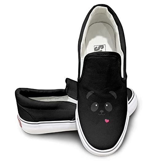 Funny Panda Mens Womens Comfortable Stylish Casual Driving Loafer Shoes