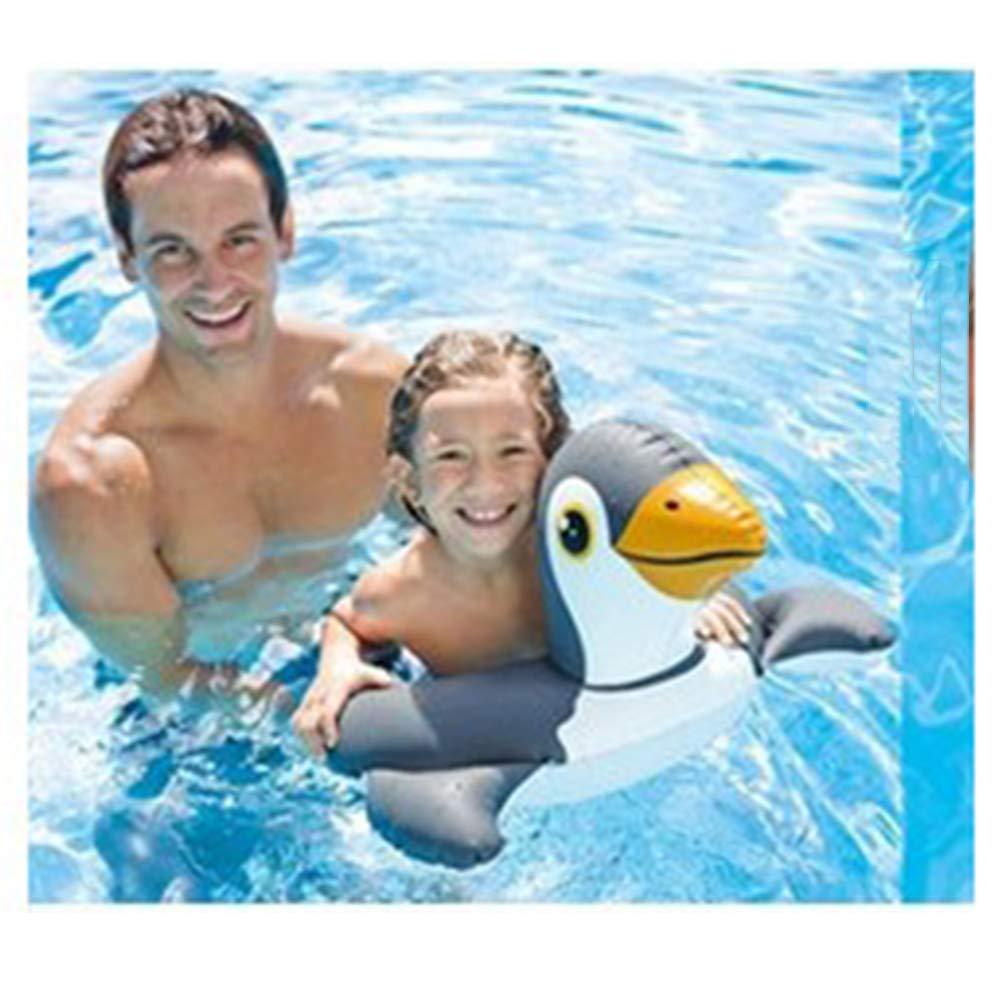 FBEST Pingüino Flotadores para Niños Hinchable Anillo de Natación ...