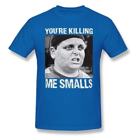 b8ce83d83 Image Unavailable. Image not available for. Color: The Sandlot Men's Killing  Me Photo Graphic T-Shirt