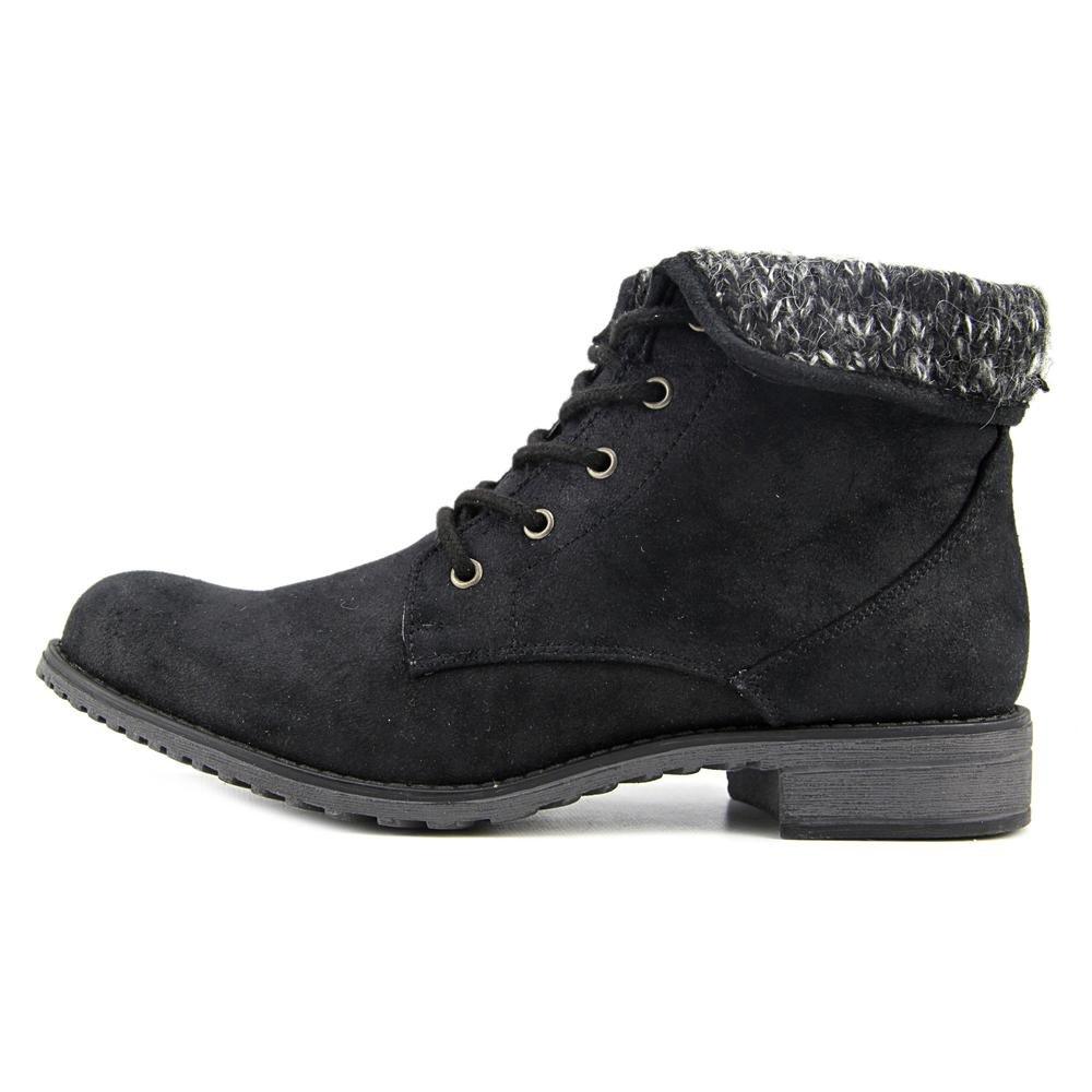 White Mountain Women's Neponset Ankle Bootie B075SDR97N 8.5 B(M) US|Black