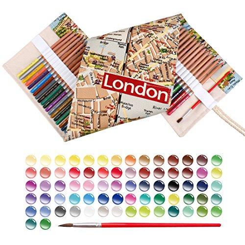 qianshan watercolor pencils London pencilcase product image