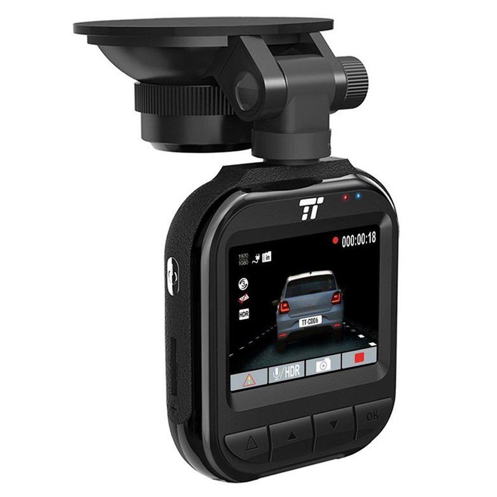 TaoTronics Car DVR Dash Cam 2K Super Night Vision (400W Sensor, 160 Degrees Wide Angle Lens, 2 inch Screen,G-Sensor)