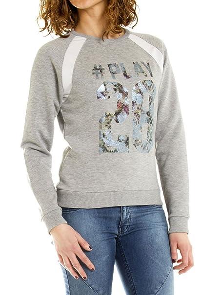T-Shirt per Donna Modello con Stampa IT M Carrera Jeans