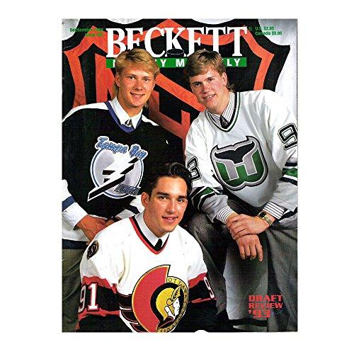 Best buy Beckett Hockey Monthly September 1993