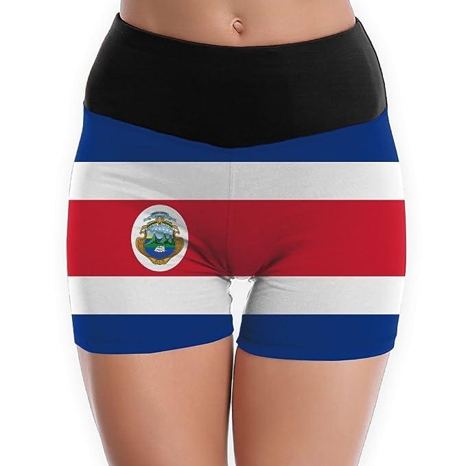 Amazon.com: Bandera de Costa Rica para mujer fold over ...