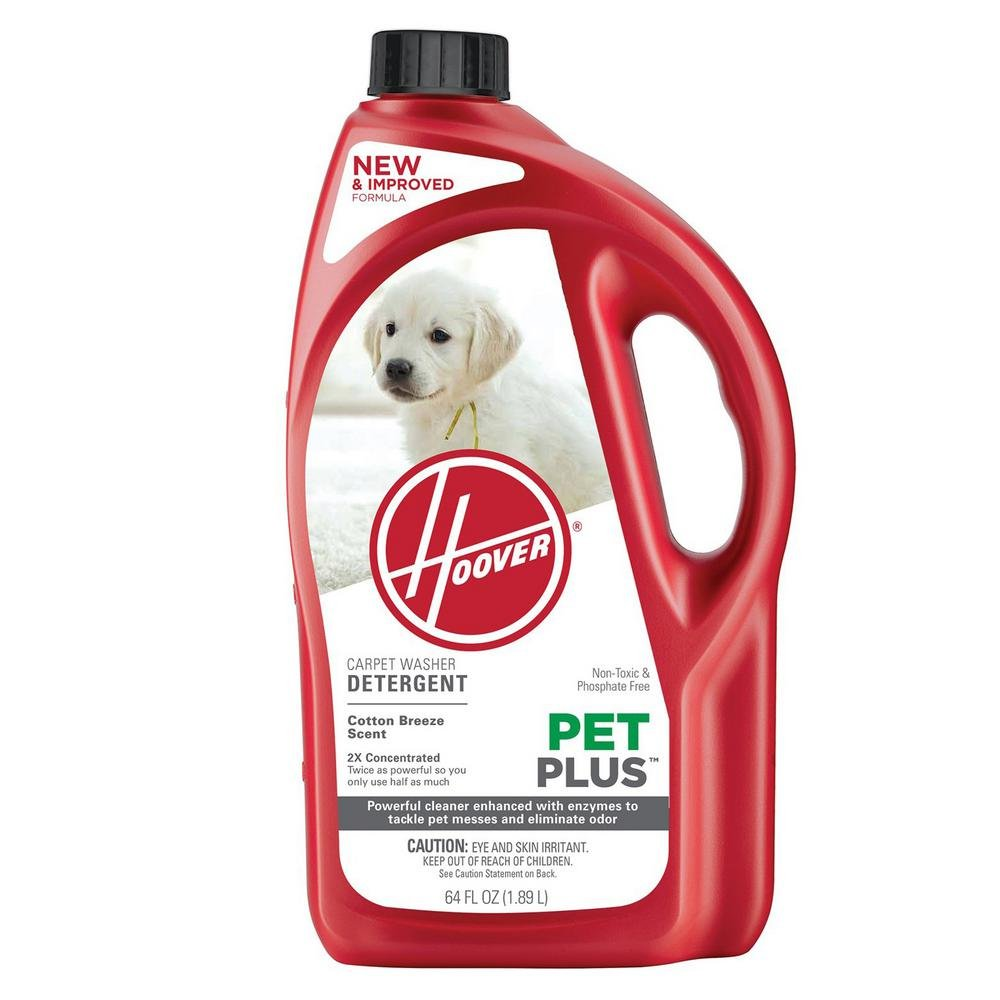 Hoover 64 ox. 2X Pet Plus Carpet Cleaning Solution, AH30320NF by Hoover (Image #1)