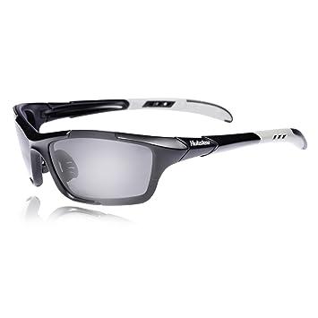 Hulislem Blade Sport Gafas de Sol polarizadas - Funda Color ...