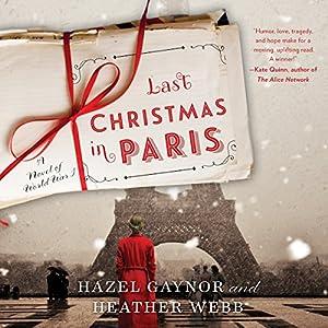 Last Christmas in Paris Audiobook
