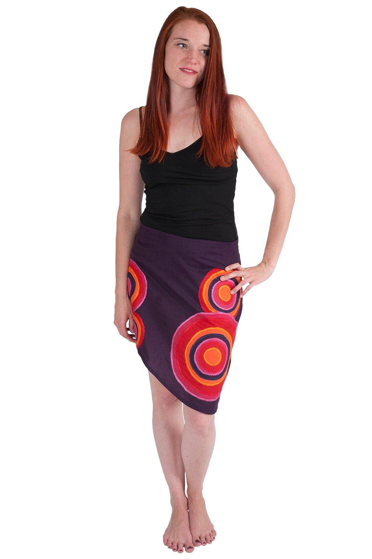 Niyatree - Falda Larga Media Vestido Larga para Mujer Ropa de Verano Playa  Falda Maxi Bohemia 74b75b7b01a3