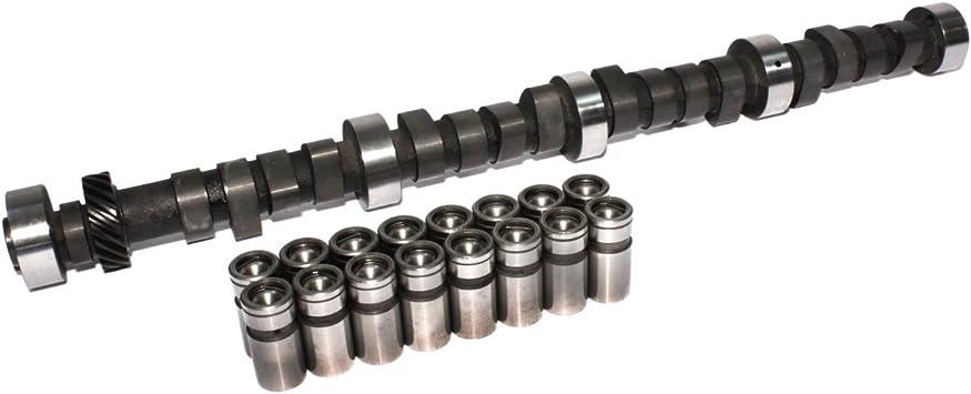 Lunati 30120740LK Voodoo 233//241 Solid Flat Tappet Cam//Lifter Kit for 262-400 Chevrolet Small Block